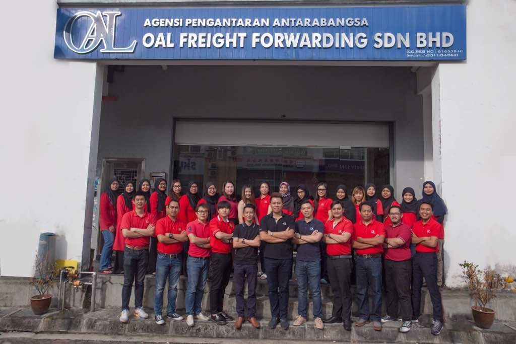 OAL Freight Agency, Malaysia Johor Bahru, Freight Forwarder